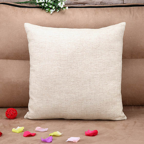 Custom Printed Pillow Cushion Cover-Custom Decorative Fashion Design Sofa Cotton Cushion Pillow Cover