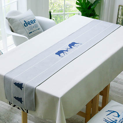 decoration table runner