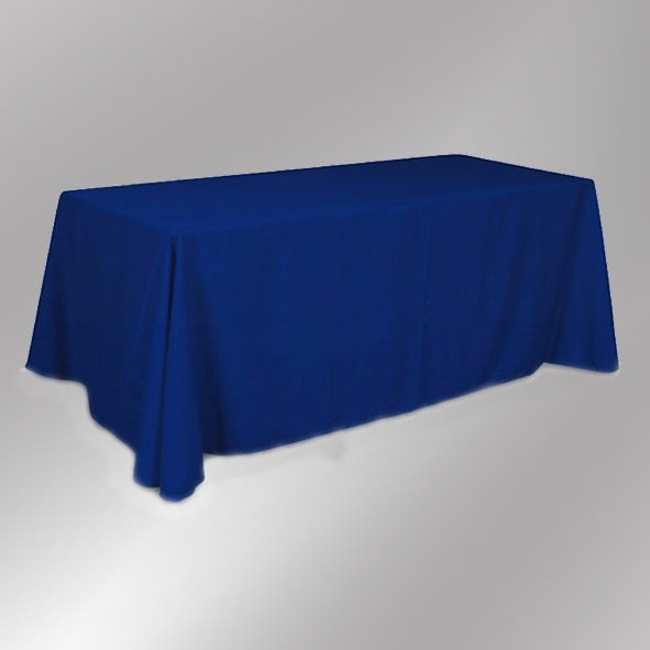 promotion draped table cover